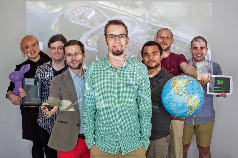 <p>&nbsp;</p>  <p>3R Studio provides high-quality interactive solutions for mobile devices, with the use of an augmented reality. It supports those entities who have the courage to take their products and services into a completely new dimension.</p>